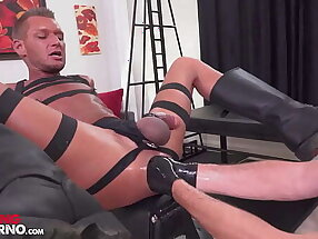 Wrex Wylde's Hole Gaped & Double Fisted  - FistingInferno
