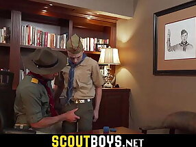 Little 18yo scout small fry ass completely destroyed by massive dick-SCOUTBOYS.NET