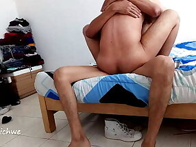 Sexo anal con verga rica